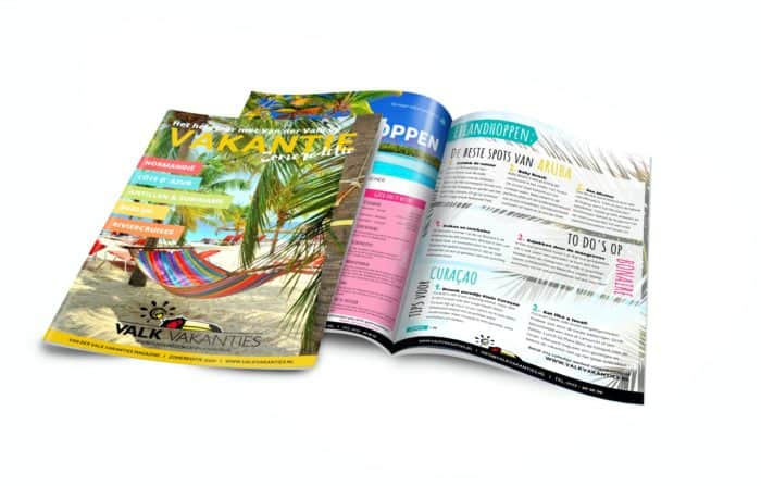 brochure reisbureau