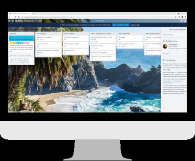 Divi website bouwen planning